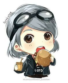 quicksilver chibi cute x-men days of future past - Google Search