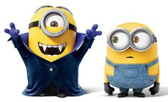Watch: 'Minions' first movie trailer is out!