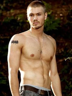 to Chad micheal murray. ... youu are hot!(: