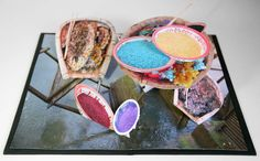 Buyi Multicolored Rice
