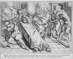 Odysseus reveals himself to the suitors  17th century etching  Theodor van Thulden (1606 - 1669)  Fine Arts Museuems of San Francisco Napoleon, Homer Odyssey, Greek And Roman Mythology, 17th Century, Ebay, Art Reference, Vans, Tapestry, Fine Art