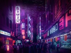 Photographer ZAKI Abdelmounim shares his neon view on the capital of the Risin Sun - Tokyo. During his journey, he was experimenting with various colour grading techniques that shifted from cyberpunk to vaporwave. Aesthetic Desktop Wallpaper, Wallpaper Pc, Computer Wallpaper, Desktop Wallpapers, Cyberpunk Aesthetic, Cyberpunk City, Aesthetic Japan, City Aesthetic, Pc Photo
