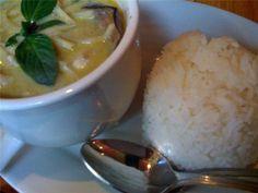 Thai Green Curry with Chicken (Gaeng Kiew Wan Kai)   AsianSupper