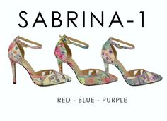 SABRINA-1 by Athena Footwear <available in 3 colors>  Call (909)718-8295 for wholesale inquiries - thank you!
