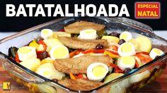 BACALHOADA VEGANA | BATATALHOADA | ESPECIAL DE NATAL | VIEWGANAS