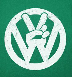 VW Peace - sticker idea?