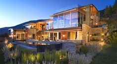 mountain modern   ... Colorado specializing in modern and traditional mountain architecture