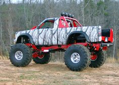 Love the winter camo on this truck. Lifted Chevy Trucks, Jeep Truck, Chevrolet Trucks, Diesel Trucks, Custom Trucks, Cool Trucks, Pickup Trucks, Lifted Ford, Small Trucks