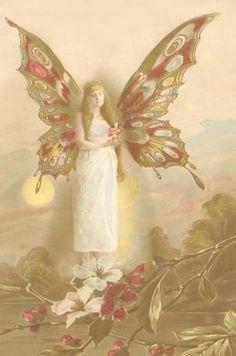 Magic Moonlight Free Images: Fairy!