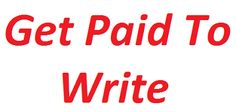 Make Money Online, How To Make Money, Write Online, Article Writing, Learning, Articles, Studying, Teaching, Onderwijs