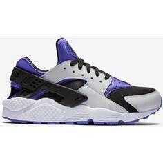 Nike Air Huarache Men's Shoe. Nike.com ($110) ❤ liked on Polyvore featuring men's fashion, men's shoes, mens shoes and nike mens shoes