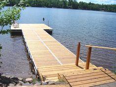 Floating dock!! :]