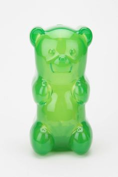 Gummy Bear Light from Urban Outfitters. Shop more products from Urban Outfitters on Wanelo. Apartment Essentials, Gummy Bears, My New Room, Light Table, Piggy Bank, Light Colors, Just In Case, Cleaning Wipes, Party Supplies