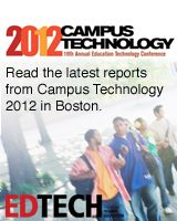 Campus Technology 2012: Students Share Their Views on Learn Now, Lecture Later  CDW•G hosts an engaging student panel on its education technology survey.  #edutech #edtech #CT2012 #education #highered