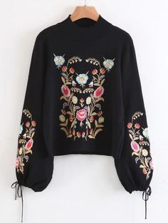 GET $50 NOW | Join Zaful: Get YOUR $50 NOW!https://m.zaful.com/mock-neck-flare-sleeve-floral-embroidered-sweater-p_327253.html?seid=vammuie4a064s9ria6tsubire1zf327253