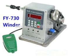 452.64$  Watch now - http://alij7o.worldwells.pw/go.php?t=32521133274 -  2pc FY-730 CNC Electronic winding machine Electronic winder Electronic Coiling Machine Winding diameter 0.03 -1.80mm