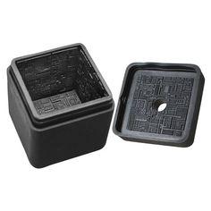 Borg Cube Ice Cube Tray