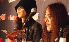 Heath and Pata. X Japan