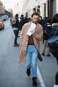 Men In This Town - Men's Street Style, Fashion, Menswear Blog : Photo