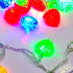 60 Led Love Heart Shape String Light Flexible Garden Lights for Christmas Holiday Decoration by PO. $17.00. 60 Led Love Heart Shape String Light Flexible Garden Lights for Christmas Holiday Decoration. Make your holiday more cheerful and romatic with these flash lights!  Specification: Length: 8m LED: 60 LED Wattage: 4.5W Input volatge: 110V-220V AC Working voltage: 12V DC Mode: Static state Changes like wave Continuous change Flashing changes Slow flash changes Flicke...
