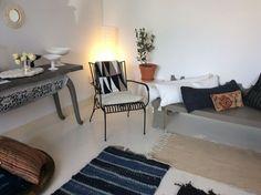 Motti Casa in Studio City   Remodelista. See third photo of wooden stool.