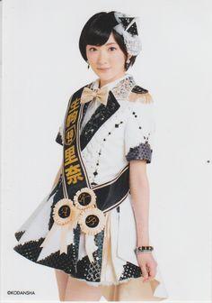 AKB48 2014総選挙ガイドブック 会場限定生写真 生駒里奈