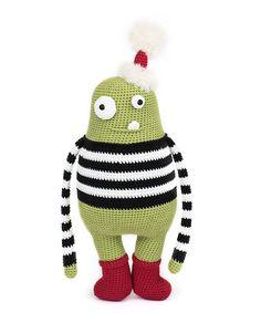 Amigurumi Monsters Book Review | Crochet doll tutorial, Crochet ... | 283x236