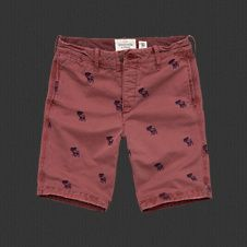 Mens A Classic Fit Shorts