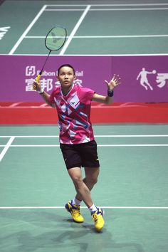 Tai Tzu Ying Badminton - A Player Study - Get Good At Badminton Badminton Photos, Women's Badminton, Racquet Sports, Single Player, Male Poses, Sports Stars, Family Games, Female Images, My Passion
