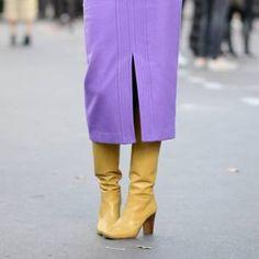 Overknees, Samt, Beerentöne: Diese neuen Stiefel halten im Herbst nicht nur die Waden warm, sie sind auch besonders hübsch anzuschauen.