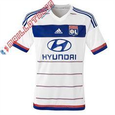 Les maillots du Olympique Lyon   Nouveau maillot de foot Domicile Lyon 2016 €18,99