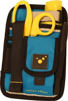 TEE-UUPARA limited edtion Rettungsdienst-Holster - blau Der Bestseller von  TEE-UU in einer limitierter Sonderauflage . Neben der attraktiven Farbgebung unterscheidet sich die