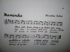 Sheet Music, Ms, Notes