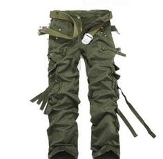Army Cargo Pants For Men | MENS CASUAL MILITARY ARMY CAMO COMBAT CARGO PANTS TROUSERS SIZE 29 34