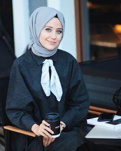 Arab Fashion, Muslim Fashion, Modest Fashion, Fashion Outfits, Casual Hijab Outfit, Hijab Chic, Casual Outfits, Hijab Dpz, Girl Hijab