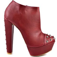 Poky - Red by Promise Shoes