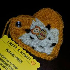 My daughter found one in Portales nm in the bathroom of cattle baron. She was so happy when she found out that she could keep it. #ifaqh #ifoundaquiltedheart