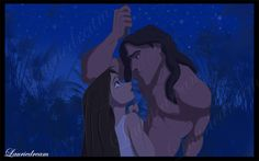 tarzan and jane | Tarzan-and-Jane-walt-disneys-tarzan-34408050-800-501.jpg