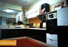 MK17 Modern Kitchen Cabinet
