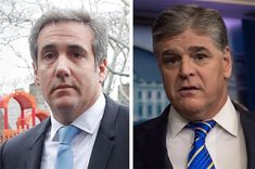 Michael Cohen Also Counts Fox News Host Sean Hannity As A Client, Cohen's Lawyers Announce In Court