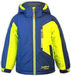 Snow Dragons Boy's Chute Insulated Jacket - Toddler Boys'/Boys' Midnight Blue 3T
