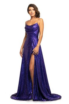 Senior Prom Dresses, A Line Prom Dresses, Dance Dresses, Formal Dresses, Purple Ball Dresses, Sparkle Prom Dresses, Formal Wear, Purple Evening Gowns, Dress Prom
