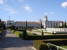 Mosteiro do Jerónimos Lisboa - Portugal