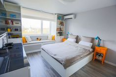 Светлая квартира 50 м² на Площади Ильича – Идем в гости
