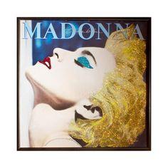 Madonna True Blue Album Art now featured on Fab.