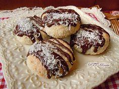 Biscotti light con cocco e ricotta 7