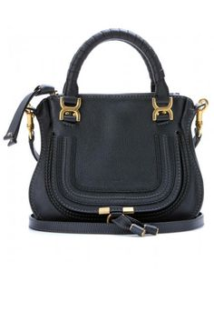 Chloé Baby Marcie Leather Handbag. Ve más de moda, tendencias y looks en www.tuguiafashion.com