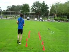 Individual Football Training - Drills to improve your game