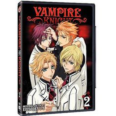 Vampire Knight, Vol. 2