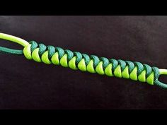 Learn how to make a Basic Cobra 550 paracord (parachute cord) bracelet without Buckles. Simple video instraction about making…